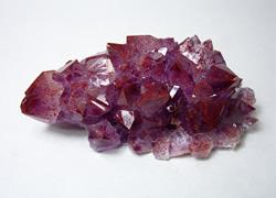 サンダーベイ産アメシストの結晶